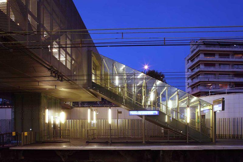 RER Station, FONTENAYSOUSBOIS (94)  PhiléasAtelier d
