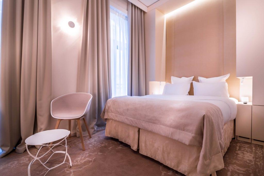 hotel tuileries paris phil as atelier d 39 architecture. Black Bedroom Furniture Sets. Home Design Ideas