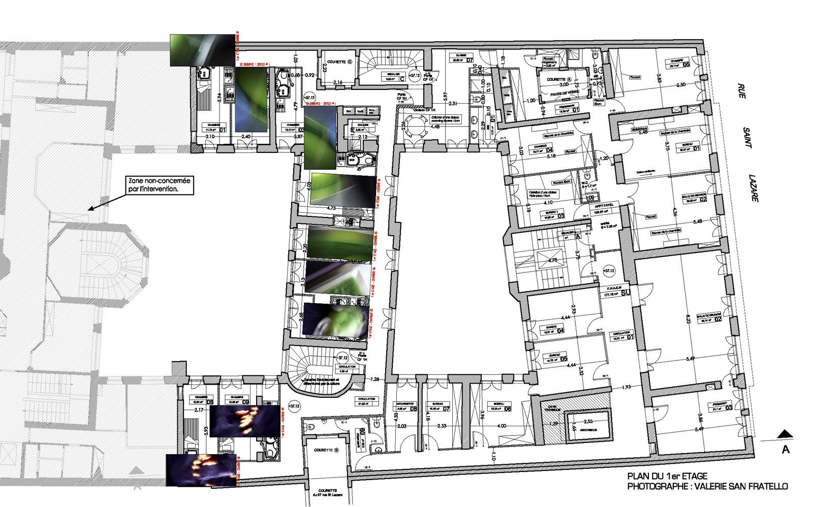 Plan Foyer Des Jeunes : Foyer de jeunes travailleurs paris philéas atelier d